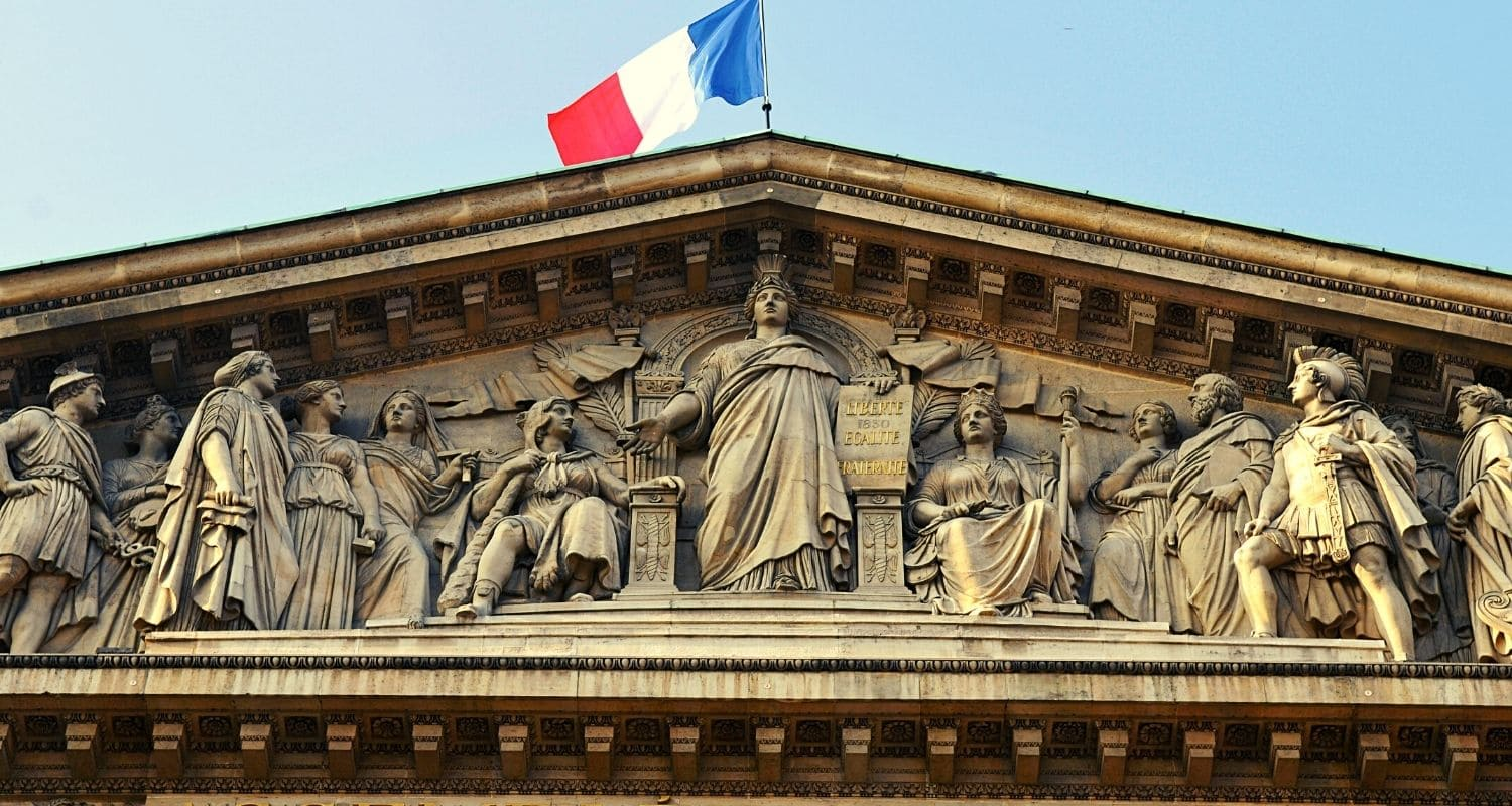 The French National Assembly Says Digital Proofs on Blockchain are Admissible in Court