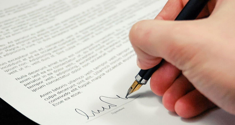 Защита и удостоверяване на данни без визита при нотариус