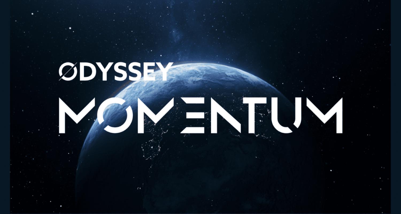 ReCheck Winner at the Odyssey Momentum