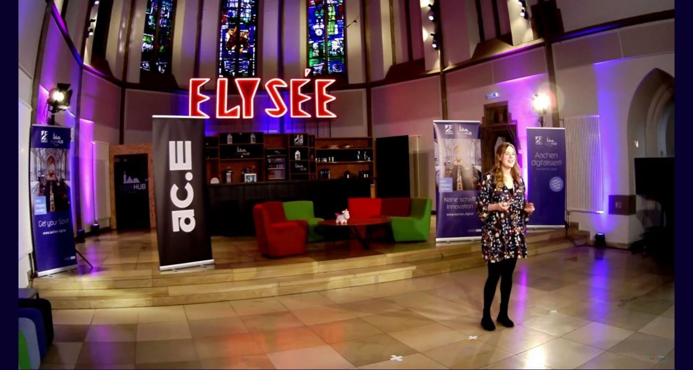 ReCheck Presents the Building Passport at digitalHUB Aachen